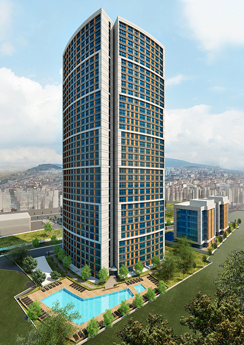 DELUXİA PARK RESİDENCE & BUSINESS
